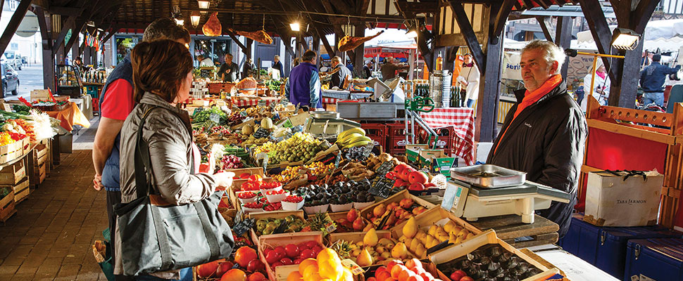The glorious French Markets