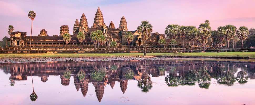 The unmissable temples of South East Asia