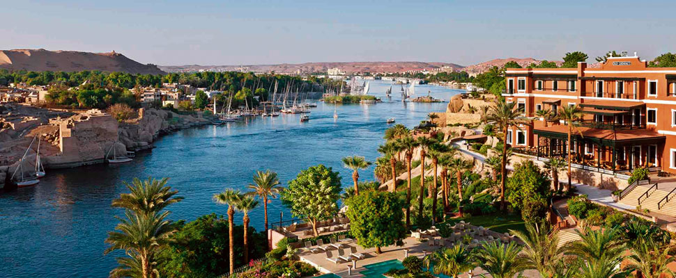 Top 9 luxury hotels in Egypt and Jordan