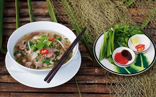 Taste the Vietnamese Pho