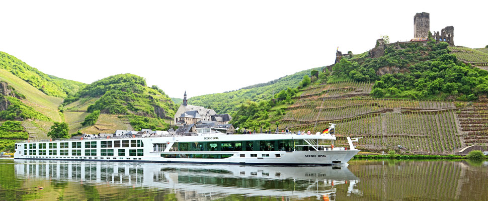 What to expect on a Europe River Cruise
