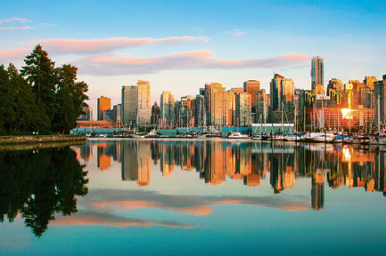 48 Hours in Vancouver, Canada
