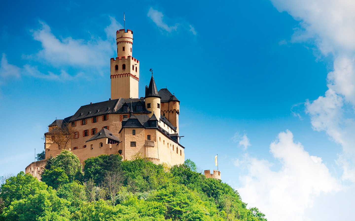 marksburg-castle-germany