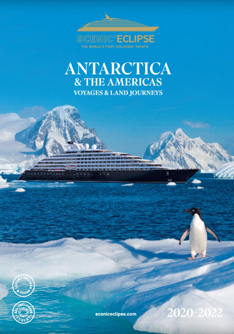 2020 - 2022 Antarctica and the Americas brochure