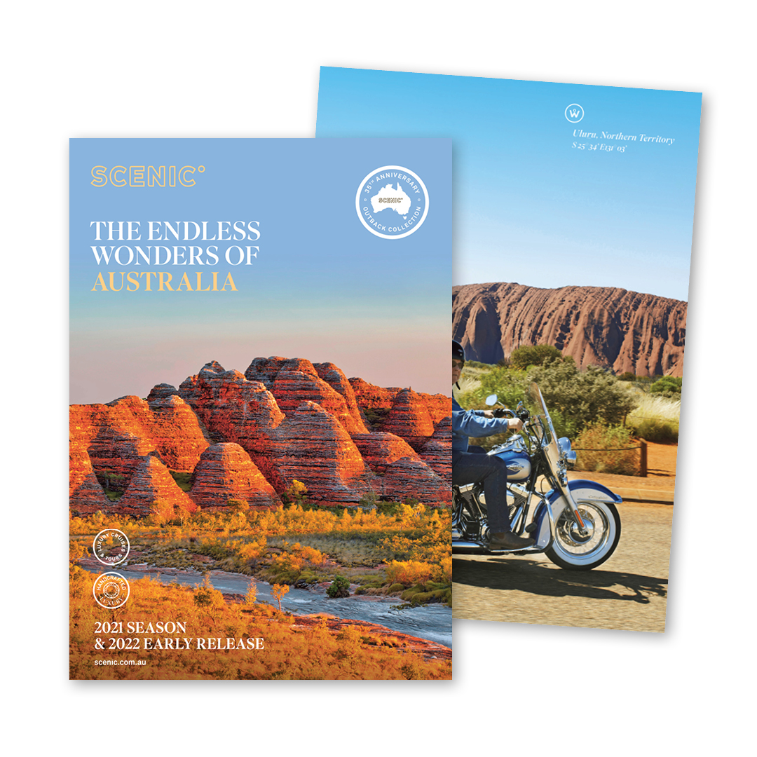 The Endless Wonders of Australia 2021/2022 Brochure
