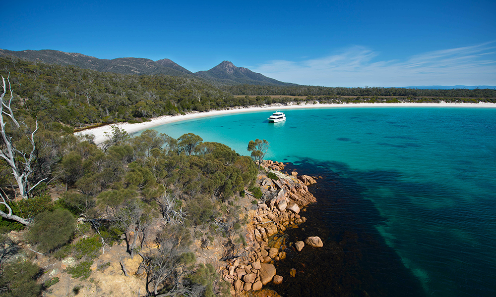Wineglass Bay, Australia - Scenic Freechoice