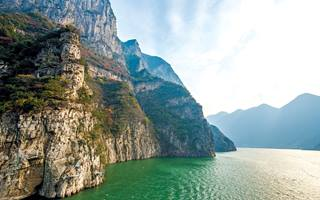 Cruise through the Wu Gorge, Three Gorges