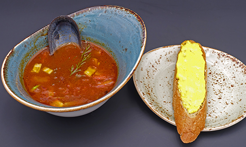 Bouillabaisse & Rouille by Ionel Purice