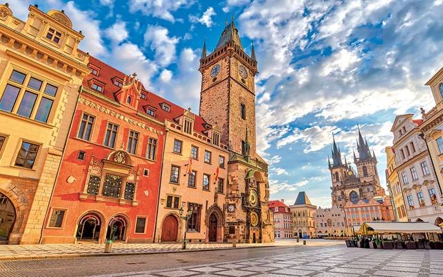 Explore Prague's Old Town Square