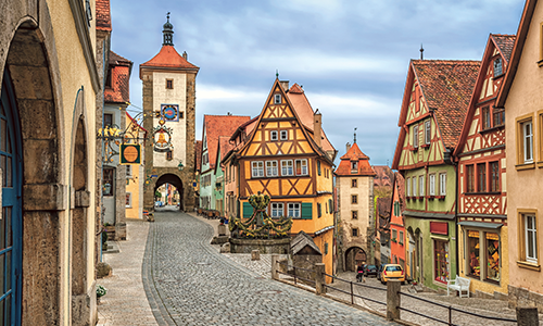 Scenic Freechoice - Rothenburg
