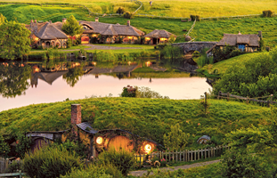 Scenic Freechoice - Hobbiton Movie Set